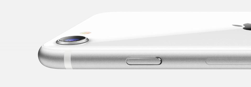 iPhone SE 2020 камера