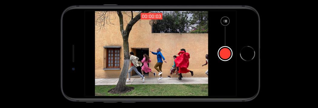 iPhone SE 2020 кнопка домой