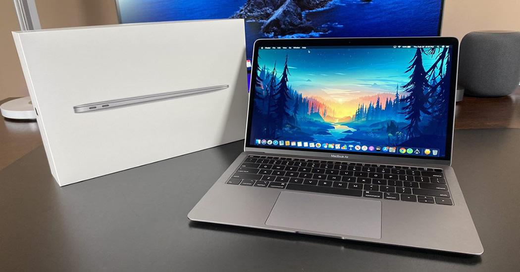 MacBook Air 2018 купить в Москве