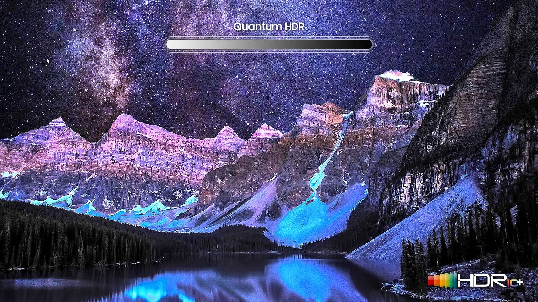 Телевизор Samsung QE55Q87TAU