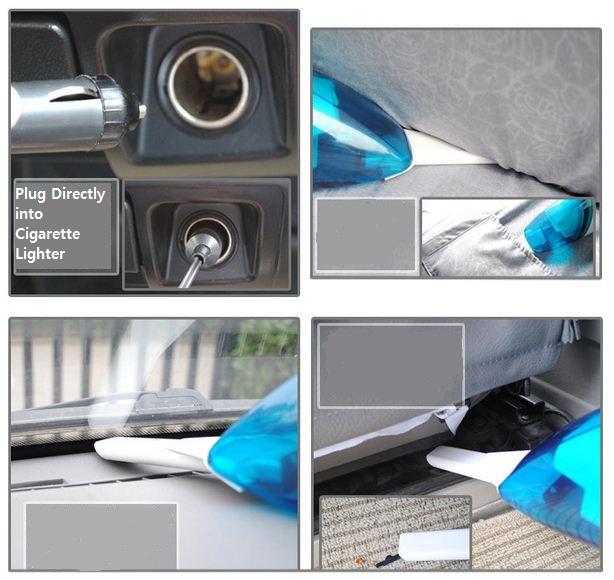 Автомобильный пылесос High Power Vacuum Cleaner купить в goodstore24