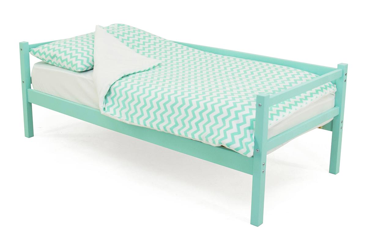 кровать-тахта мятный