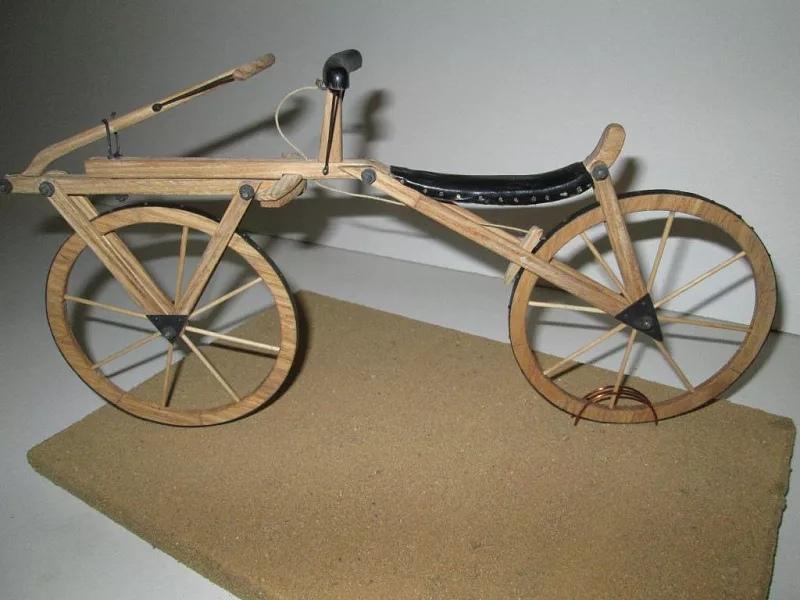 История создания и эволюция велосипеда, изображение №3