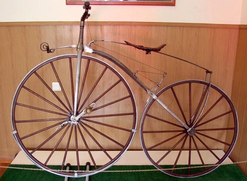 История создания и эволюция велосипеда, изображение №4