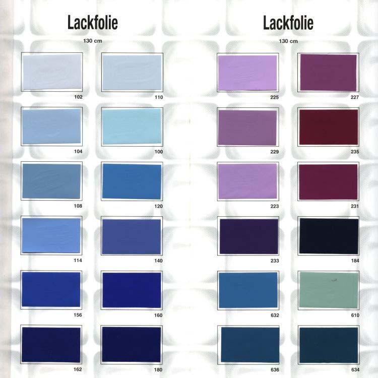 цвета лаковой пленки для натяжных потолков 130см