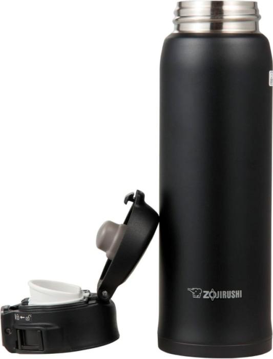 Японская термокружка Zojirushi SM-SA48 с тефлоновым покрытием - удобная форма