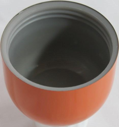 Термос Cat 500 мл со шнурком - крышка-чашка