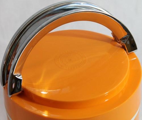 Детский термос YOURtext для еды 1,3 литра - подвижная верхняя ручка