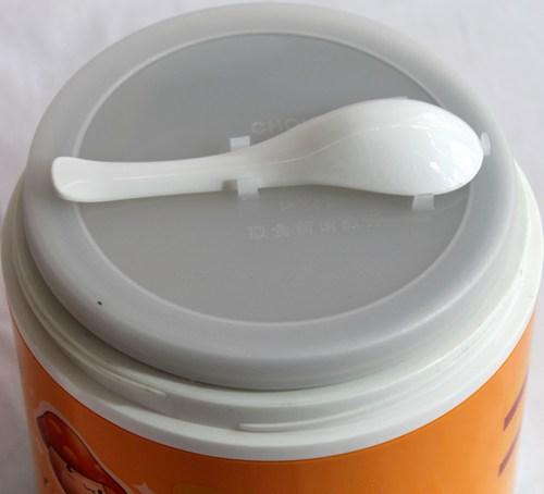 Детский термос YOURtext для еды 1,3 литра - ложка на крышке