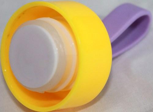 Детский термос Яйцо 270 мл - глухая пробка с теплоизолятором