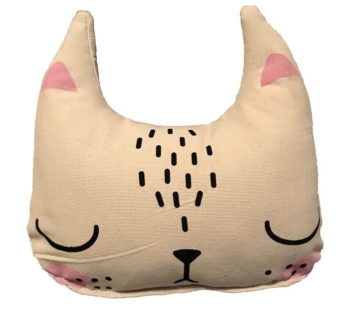 декоративные подушки в форме котенка оптом