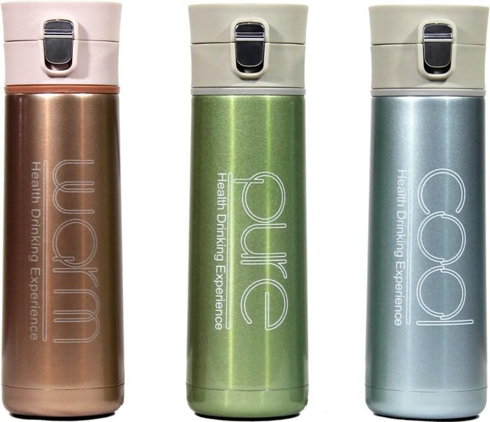 Термостакан Health с поилкой 500 мл - доступные цвета