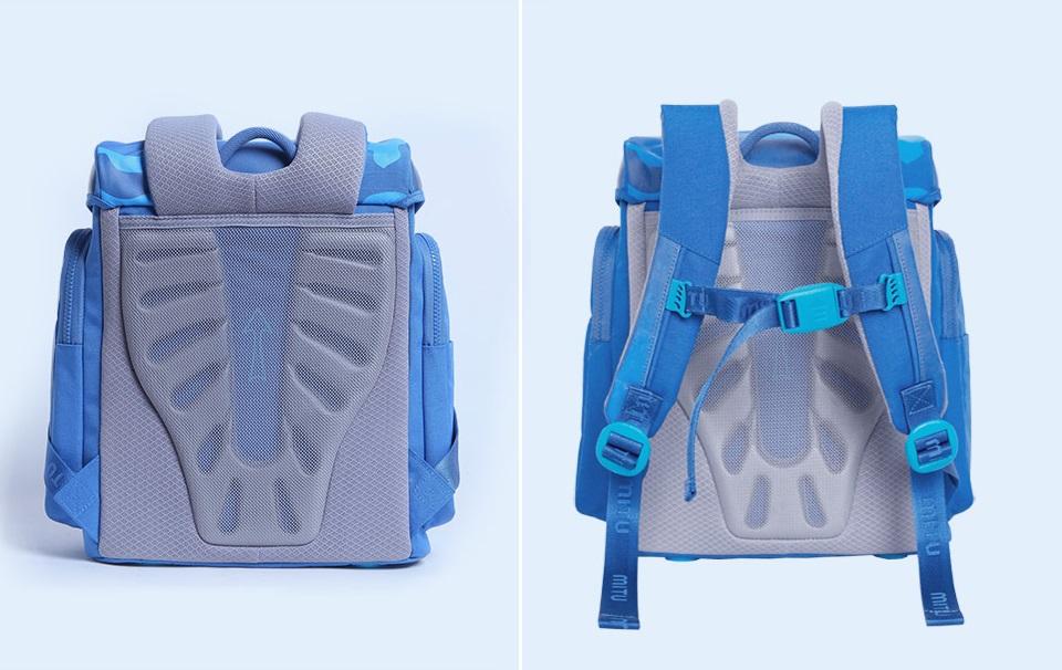 Рюкзак Mi Multi-functional children bag с двух сторон