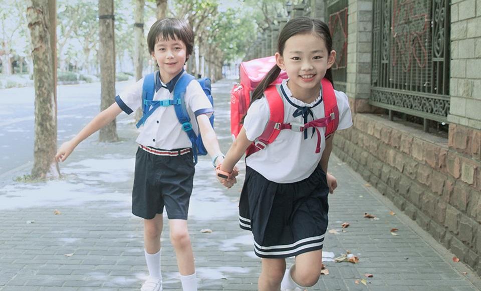 Рюкзак Mi Multi-functional children bag дети с ранцами