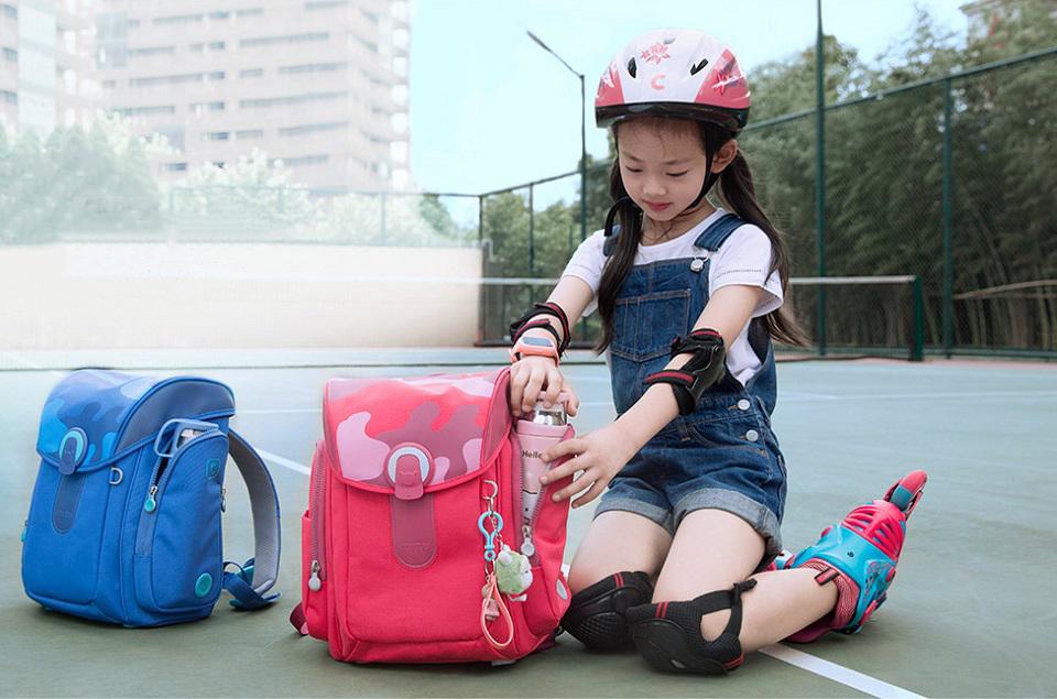 Рюкзак Mi Multi-functional children bag карман для термоса