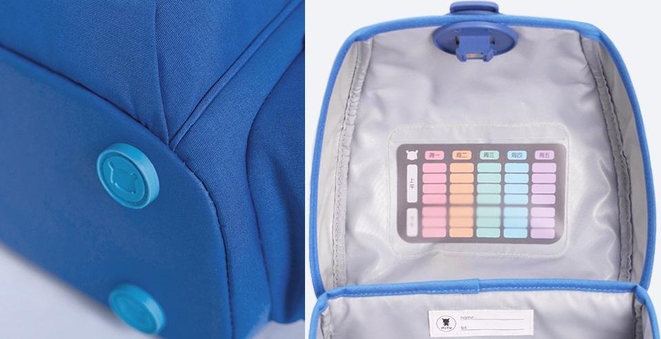Рюкзак Mi Multi-functional children bag расписание