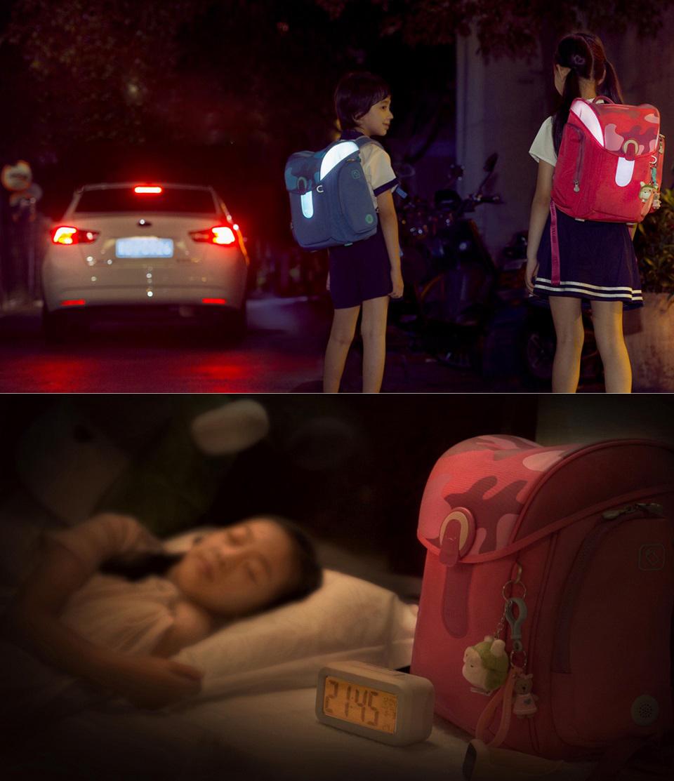 Рюкзак Mi Multi-functional children bag светоотражающие вставки