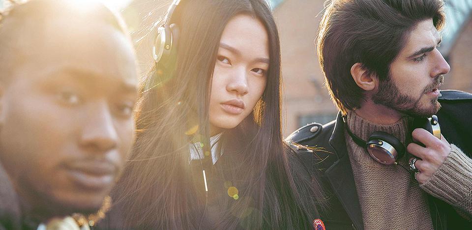 Наушники Xiaomi Mi Headphones New Black/Gold ZBW4370TY графеновая диафрагма
