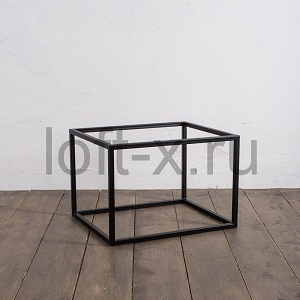 Подстолье лофт в стиле минимализм