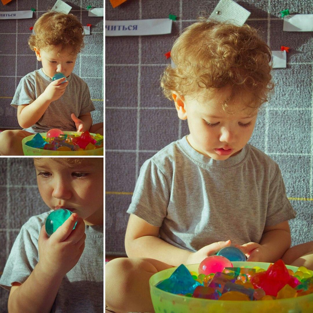 детский гидрогель
