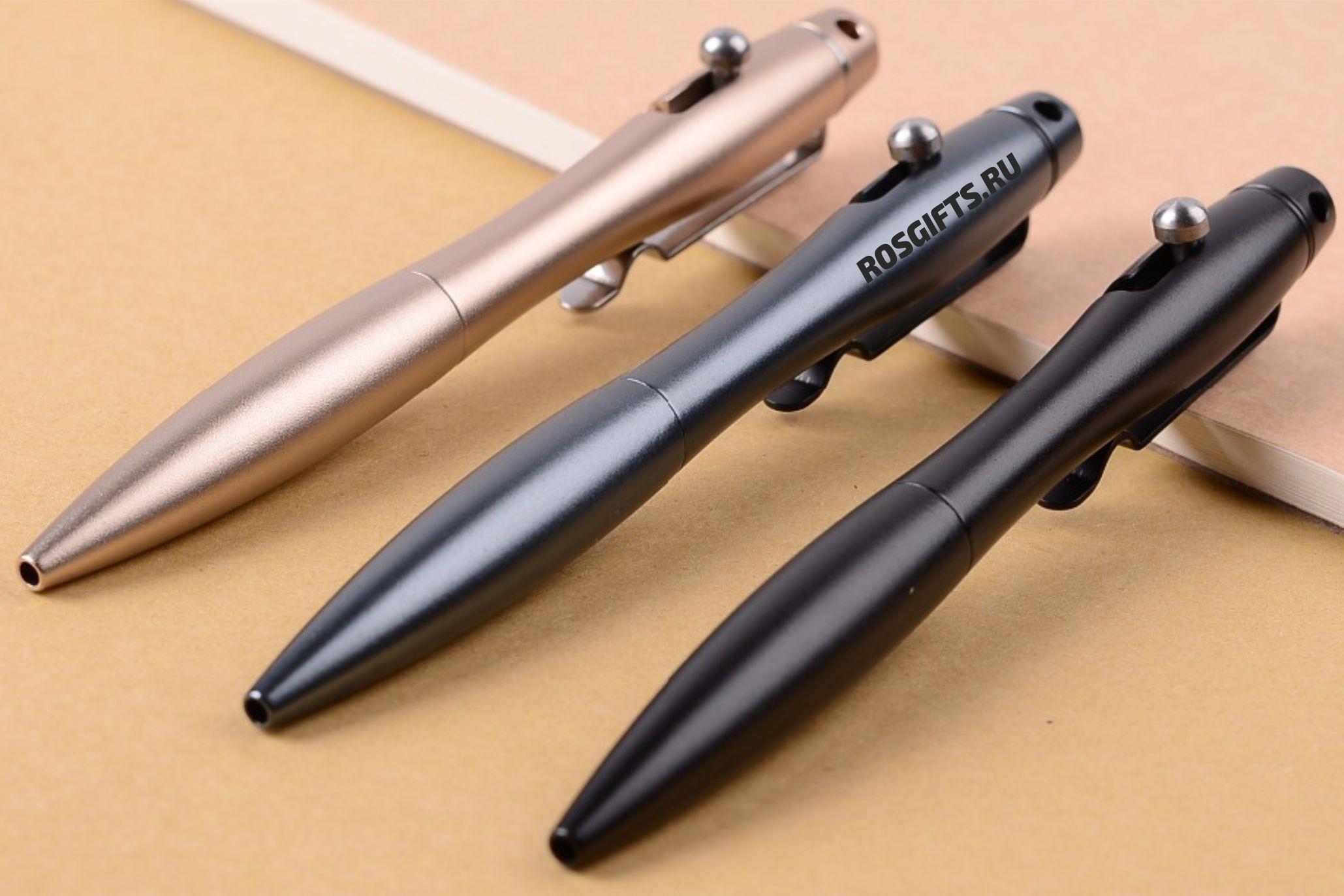 тактические ручки с логотипом на заказ