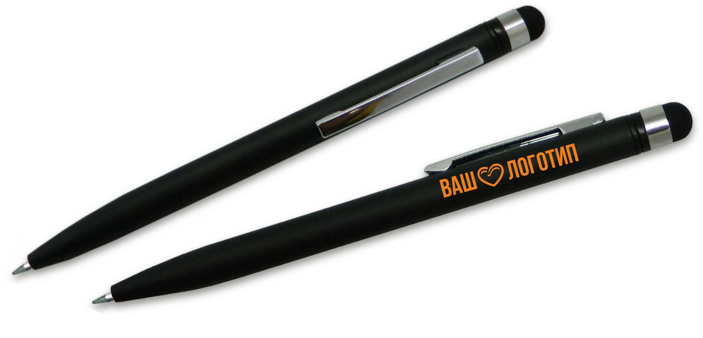 ручки со стилусом с логотипом в москве