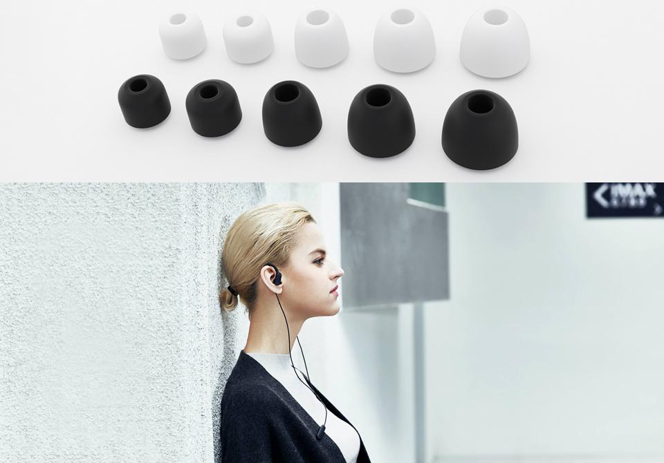Наушники Mi Sport Mini Bluetooth Headset  силиконовые амбушюры