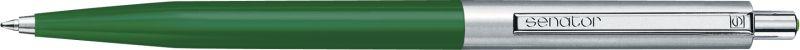 зеленые ручки Senator Point Metal