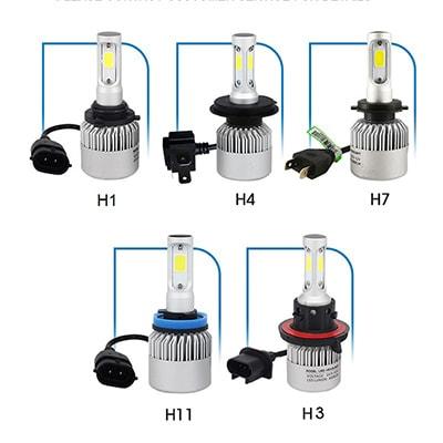 лампы светодиодные в фары