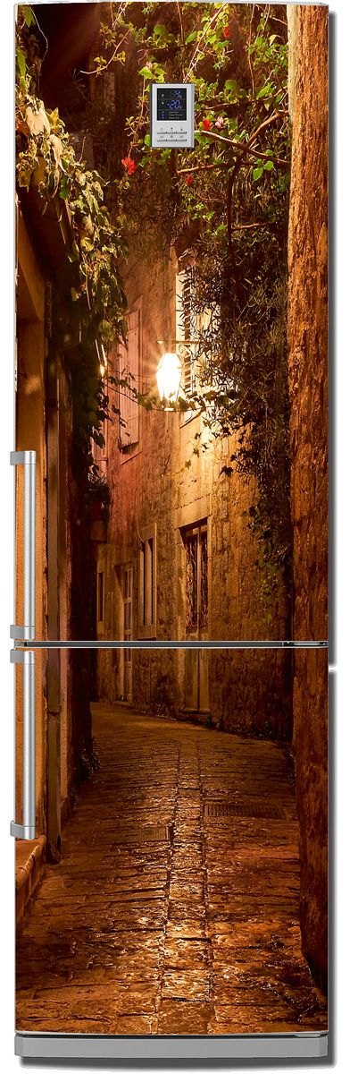 Fridge Skin - times of don Quixote by X-Decor