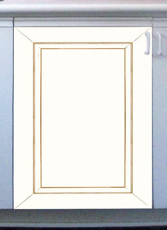 Наклейка на кухню и технику - Строгий