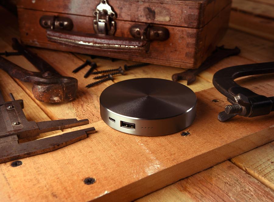 Универсальное зарядное устройство UFO в подарочной коробке 23801