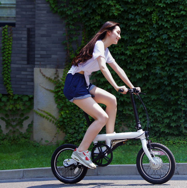 на xiaomi bicycle