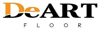 DeART Floor – Влагостойкая и прочная кварцвиниловая плитка Logo_DeART_Floor
