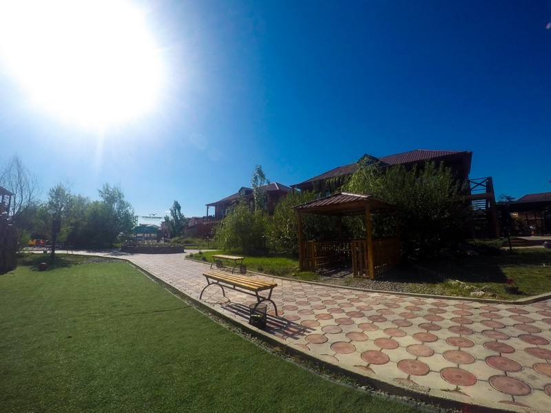 Arasan Alakol Resort Hotel Турфирма Discovery life