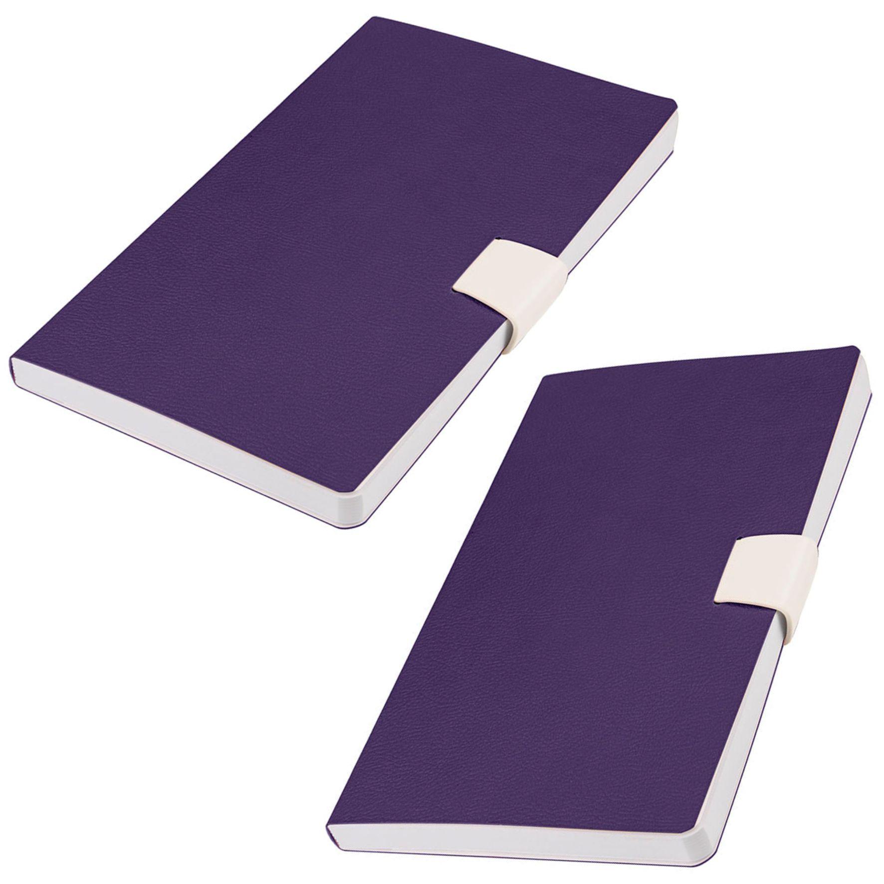 фиолетовые ежедневники