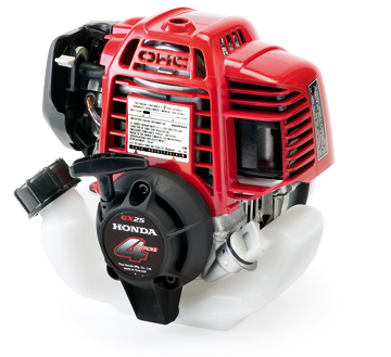 Двигатели Honda GX M4 серии бензиновые