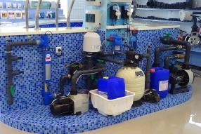 Макспул - химия и оборудование для бассейнов