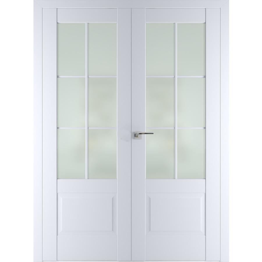 двустворчатая дверь 103u гостинная