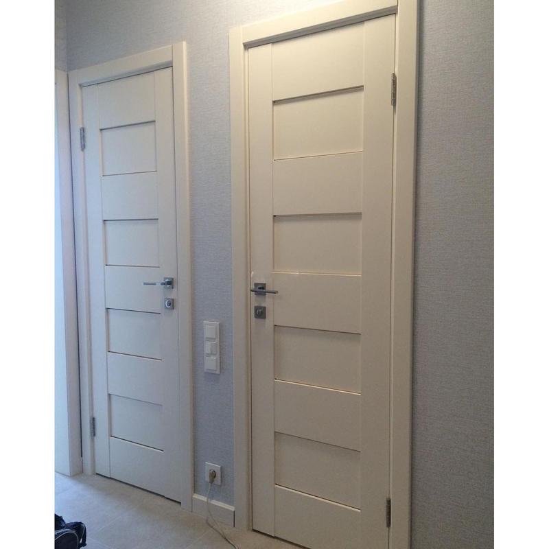 двустворчатая дверь 45U профильдорс