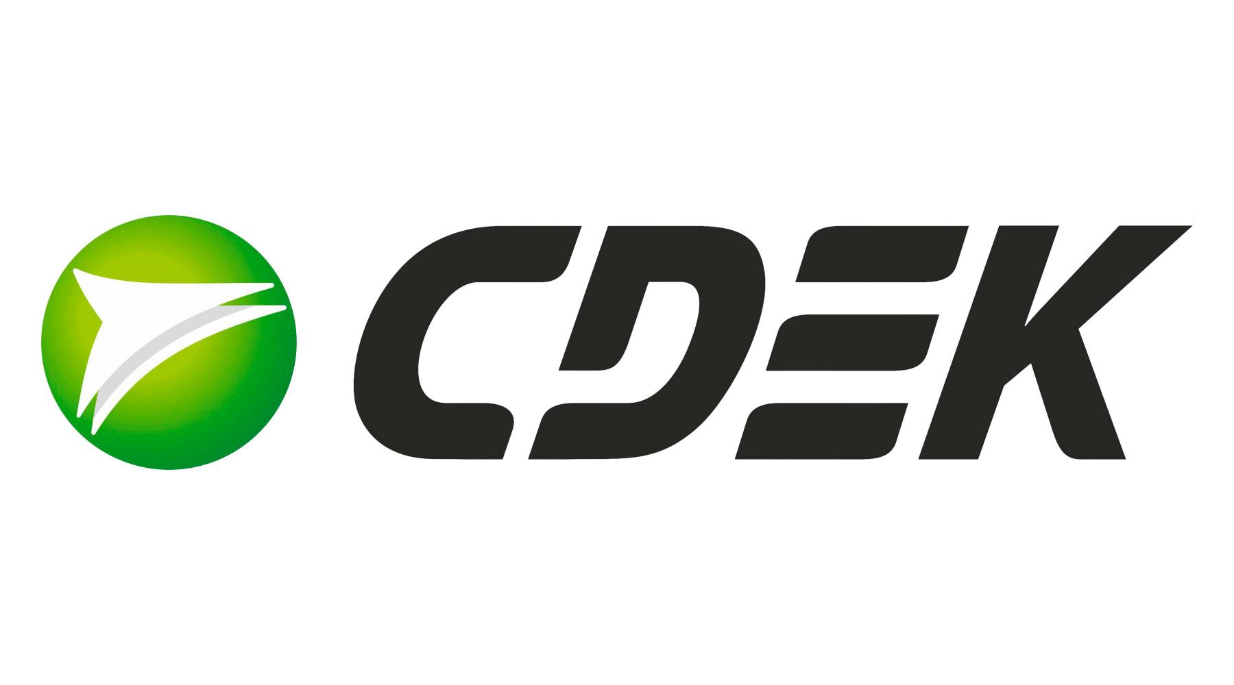 Cdek logo