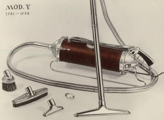 Пылесос Electrolux Model V