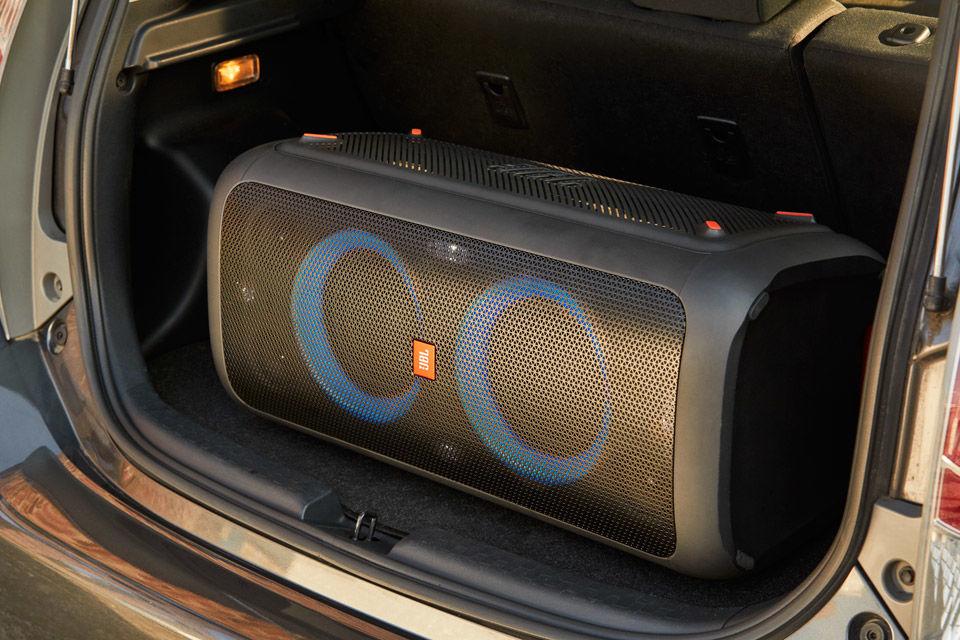 музыкальная система jbl partybox 300