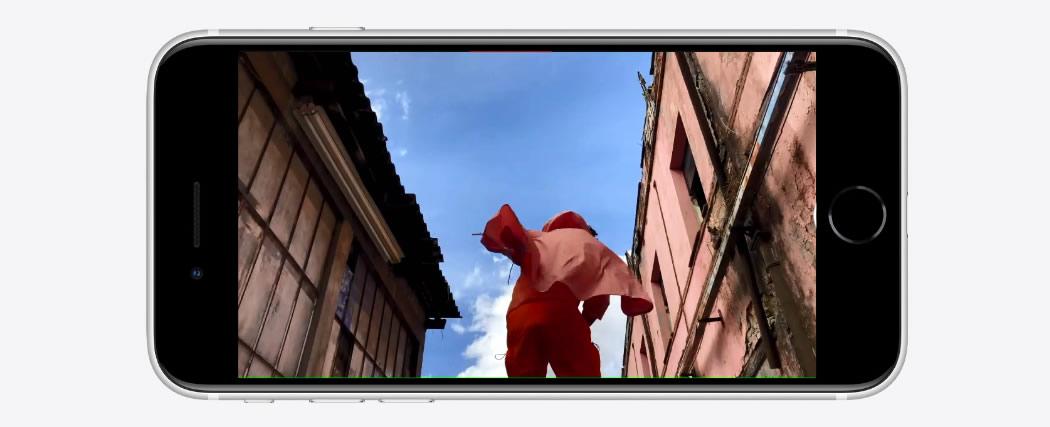 iPhone SE 2020 видео