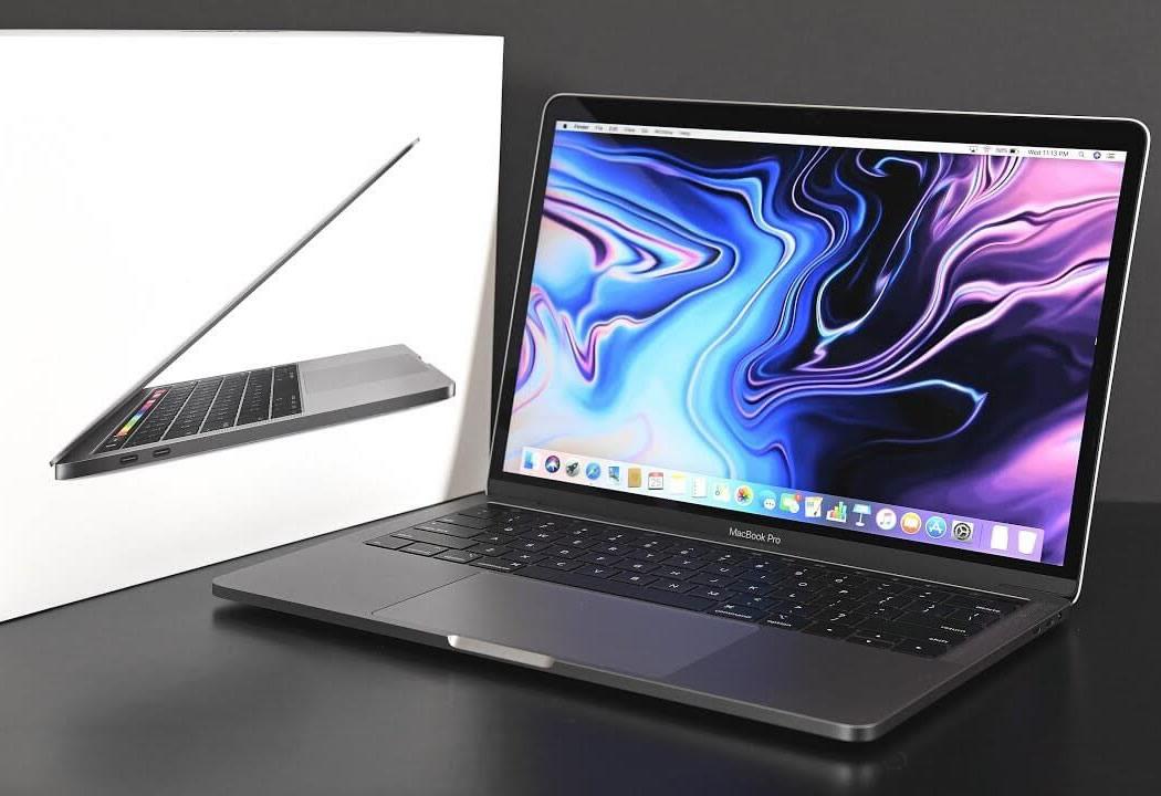 MacBook Pro 2019 купить в Москве