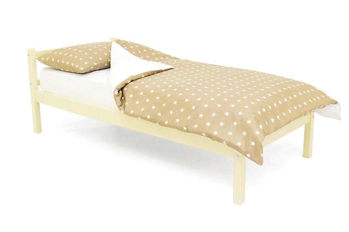 кровать детская бежевый