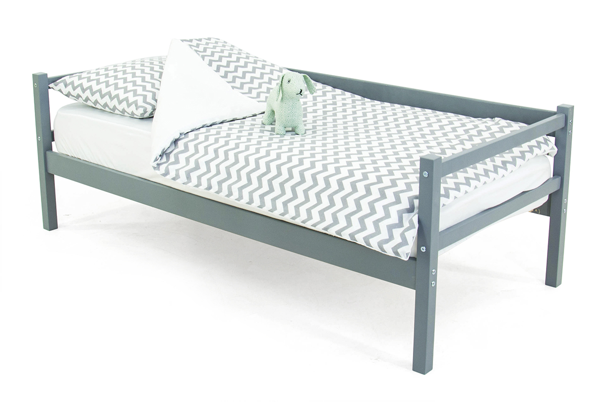 кровать-тахта графит