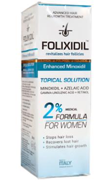 Миноксидил Folixidil 2% лосьон