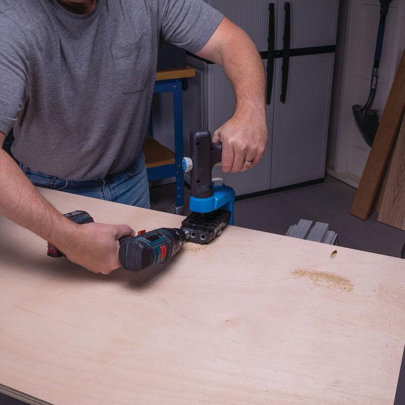 Кондуктор для сверления Kreg Pocket-Hole Jig 520  купить