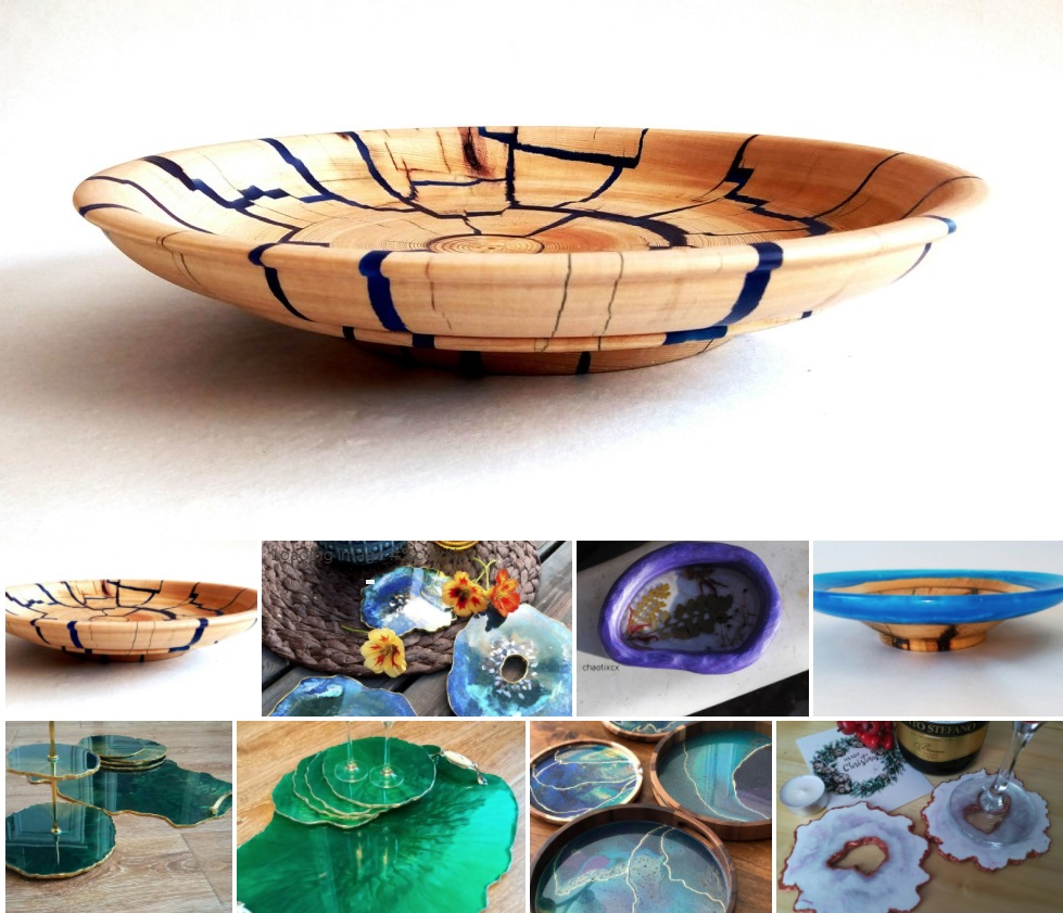 Artline Creativity - эпоксидные смолы и полимерных материалов для слэбов и украшений